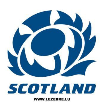 Sweat-shirt Scotland Rugby Logo
