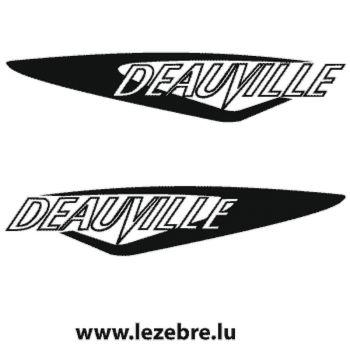 Kit Réservoir Autocollants Deauville