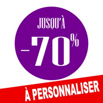 Decal deco soldes -70% to customize