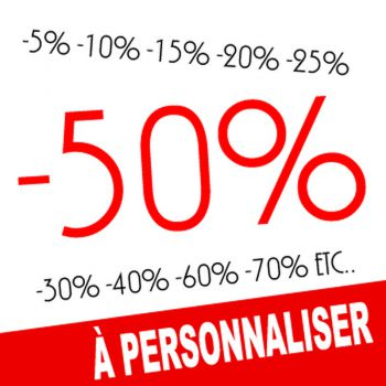 Decal soldes -50% to customize 2