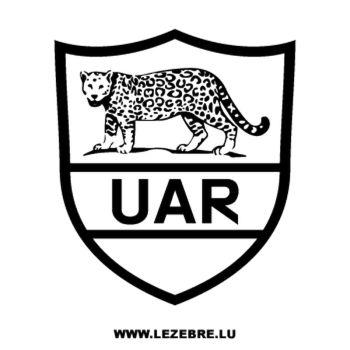 Sweat-shirt UAR Argentine Rugby Logo