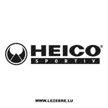 Volvo Heico Sportiv Carbon Decal