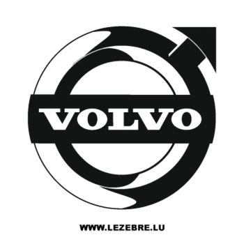 Sticker Volvo Logo