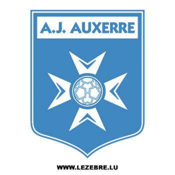 > Sticker AJ Auxerre