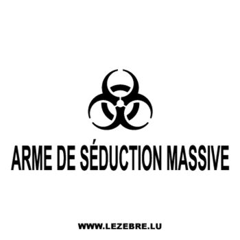 Tee-shirt ASM Arme de Séduction Massive