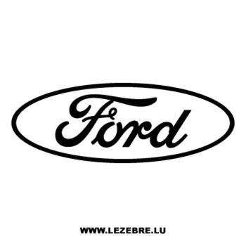 Sweat-shirt Ford Logo 2