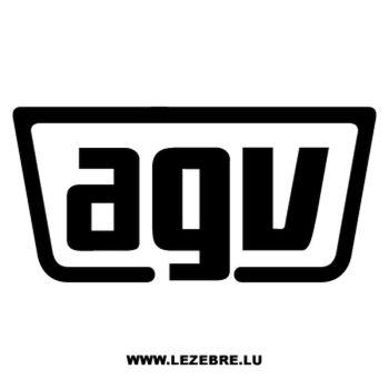 AGV Decal 3