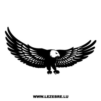 Eagle Decal 3