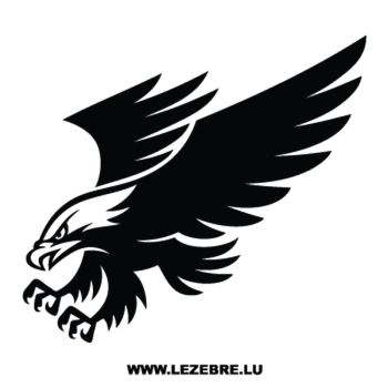 Eagle Decal 4
