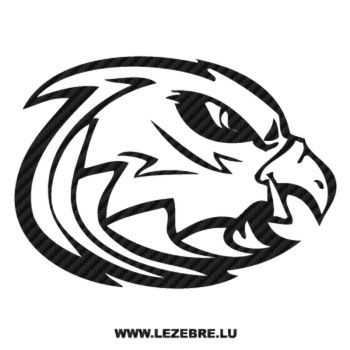 Eagle Carbon Decal 5