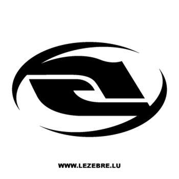 Answer Racing Logo Decal 2