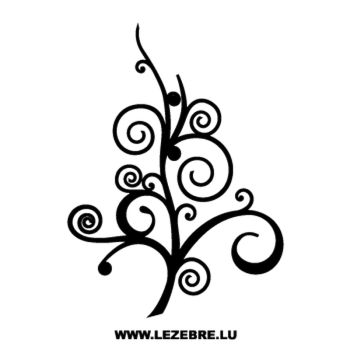Tree design Decal