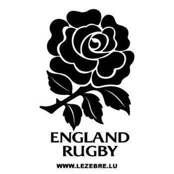 T-Shirt England Rugby Logo