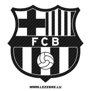 Sticker Carbone FC Barcelone