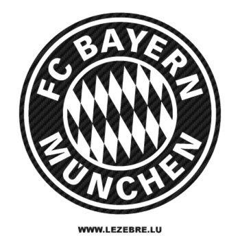 Sticker Carbone FC Bayern München