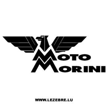 Moto Morini Falcon Decal
