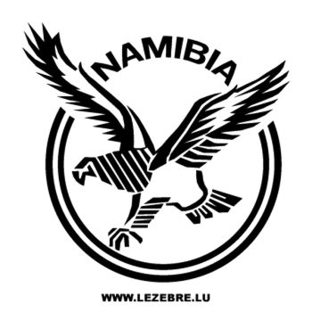 T-Shirt Namibia Rugby Logo
