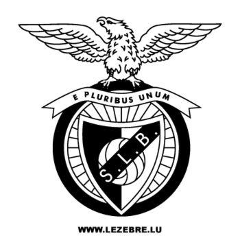 Sticker SLB Sport Lisboa Benfica