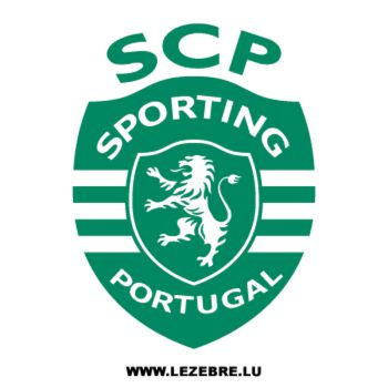 SCP Sporting Clube Portugal Decal