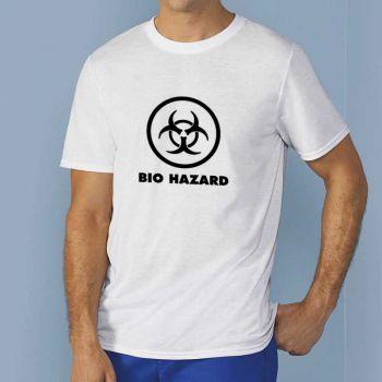Tee shirt Biohazard