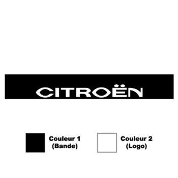 Sticker Bande Sonnenblende Citroën