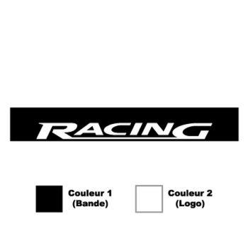 Sticker Bande Sonnenblende Ford Racing