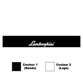 Lamborghini Sunstrip Sticker