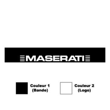 Maserati Sunstrip Sticker