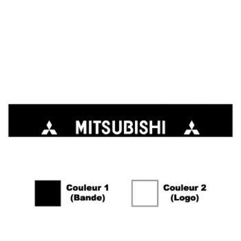 Mitsubishi Sunstrip Sticker