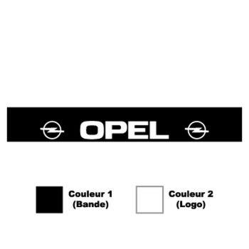 Opel Sunstrip Sticker