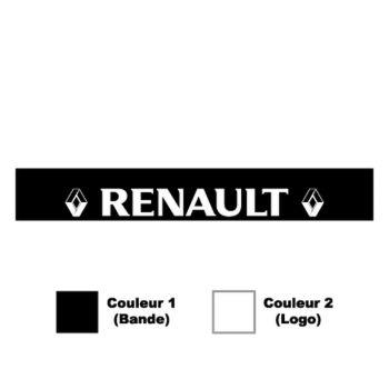 Renault Sunstrip Sticker
