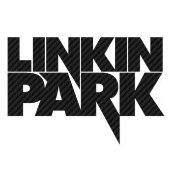Sticker Carbone Linkin Park