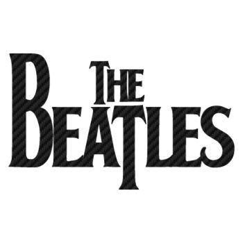 Sticker Carbone The Beatles