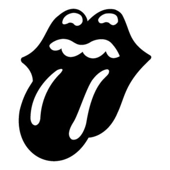 Rolling Stones logo Decal