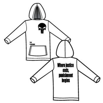 Sweat-Shirt The Punisher