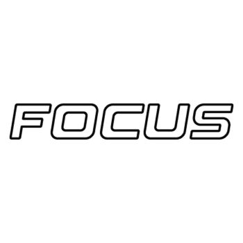 Focus Bike logo sticker 5