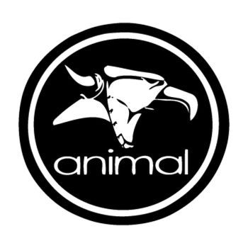 Sticker Animal BMX Logo