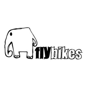 Autocollant Flybikes BMX Logo