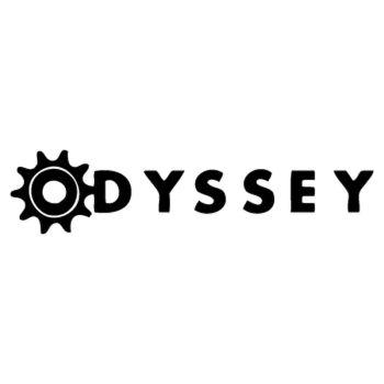 Sticker Odyssey BMX Logo