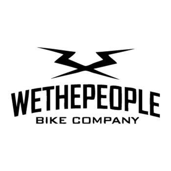 Sticker Wethepeople BMX Logo