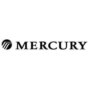 Mercury auto logo Decal