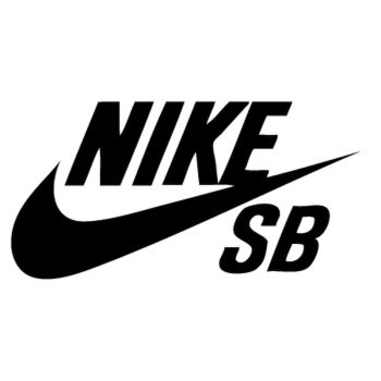 Nike SB logo Decal