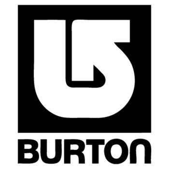 Burton logo Decal