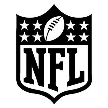 NFL logo Decal