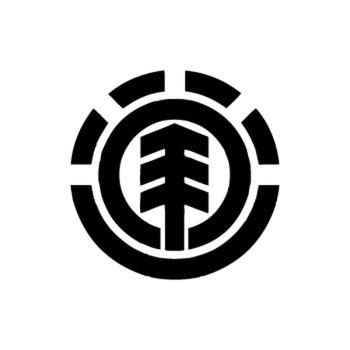Element Skateboard logo Decal