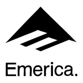 Emerica Skateboard logo Decal
