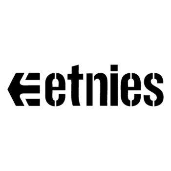 Etnies Skateboard logo Decal