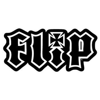 Flip Skateboard logo Decal