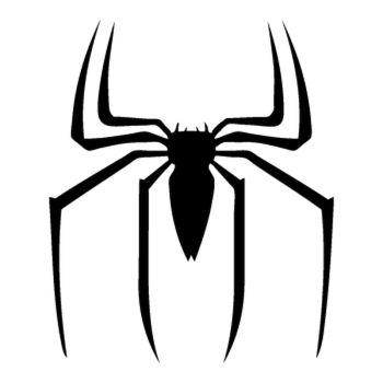 Sticker Spiderman Logo