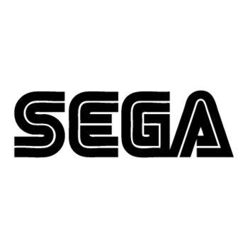 Sega logo Decal